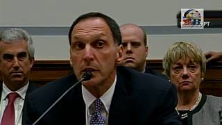 Richard Fuld - Lehman Brothers Bankruptcy Testimony (Enhanced Audio)