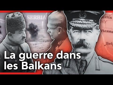 La grande guerre 1914-1918 (3) : La guerre dans les Balkans - Documentaire Histoire