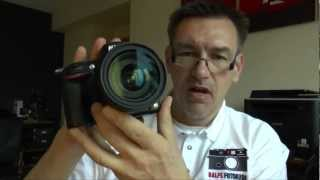 Camparison of APS-C- and Full-Frame-DSLR -- Knowledge-Base (English Version)