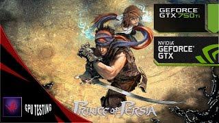Prince Of Persia 2008 Gameplay On Nvidia GTX 750ti 2GB GDDR5|768p|MAX Settings|.