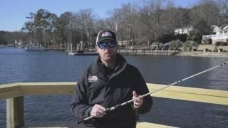Abu Garcia VENGEANCE II Carbon Baitcasting Fishing Rod 1 98M