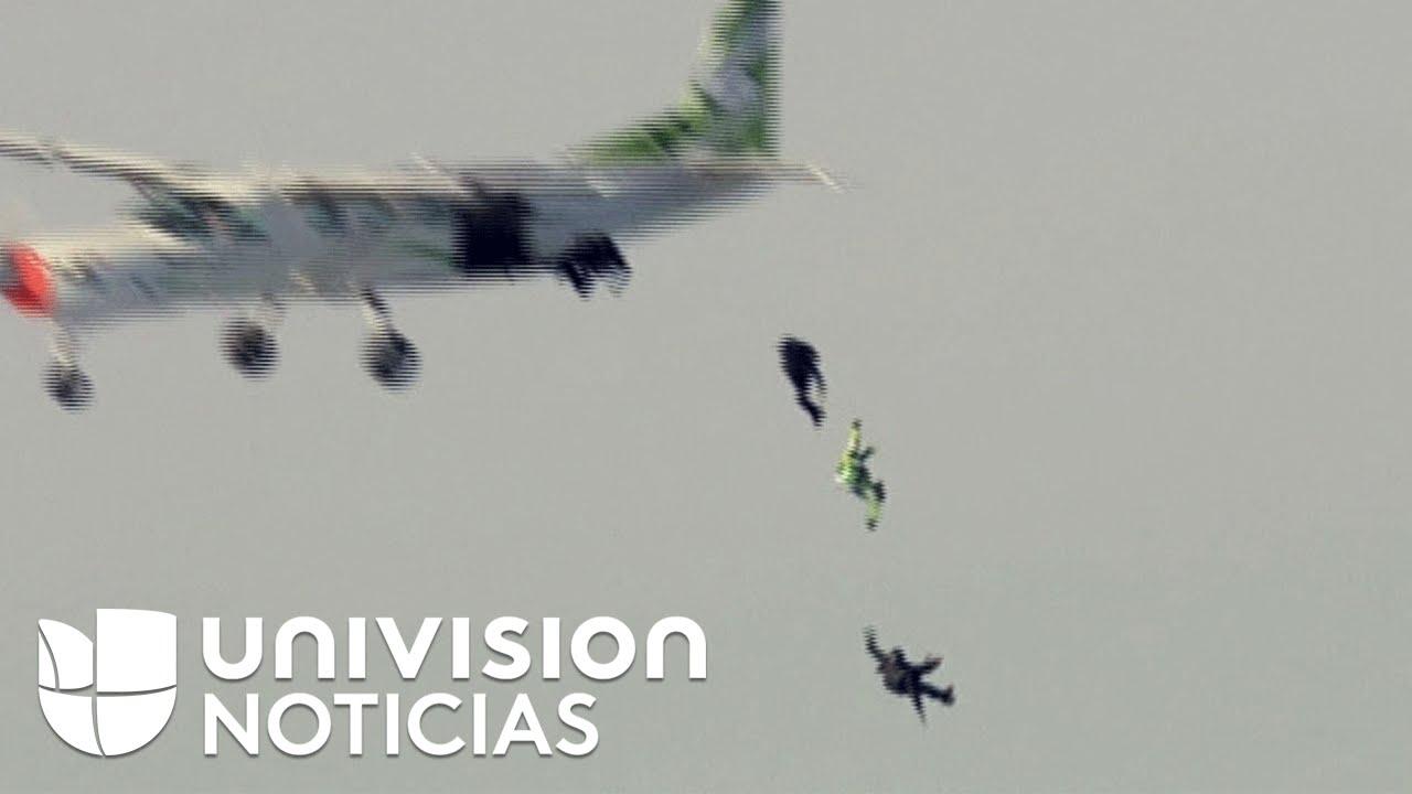 f0637687eb El primer salto sin paracaídas
