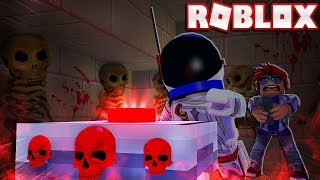 DONT TOUCH THE BUTTON! (I totally touch it) -- ROBLOX