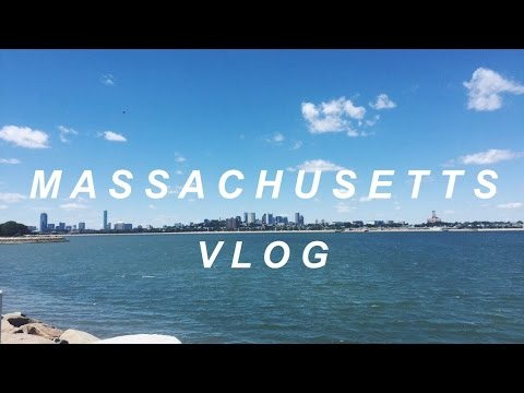 Massachusetts // Summer Vacation Vlog 2016
