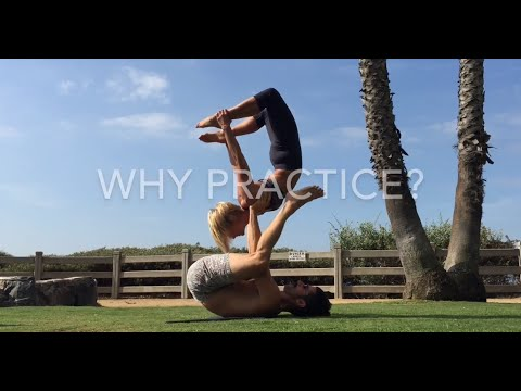 Figuring It Out: The Yoga of Patience (AcroYoga w/ Blair & Daniel Scott)