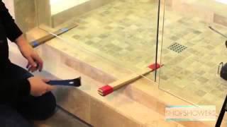 Door shower hinge Swinging pivot or