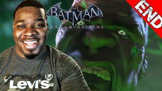 BATMAN: ARKHAM CITY Final Boss and Ending 4k 60FPS Ultra HD