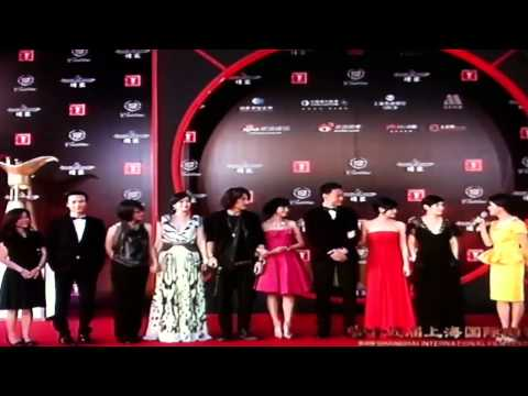 Shanghai International Film Festival (16/6/12)