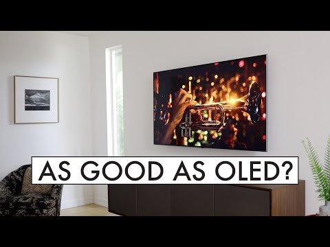 """Is LG's 90 Series the BEST """"QLED"""" in 2020? LG NanoCell 90 4K TV Review"""