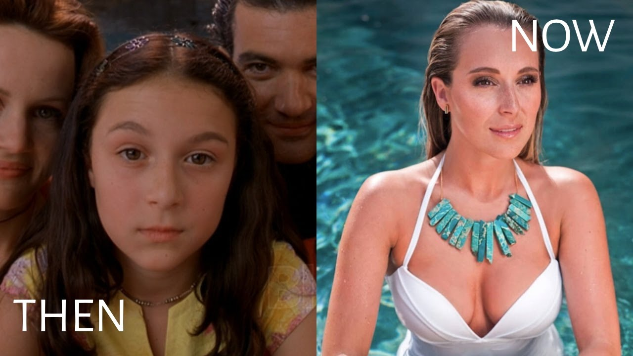 THEN AND NOW - Spy Kids 2020