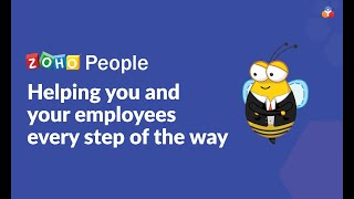 Zoho People: The HR software crafted for your people