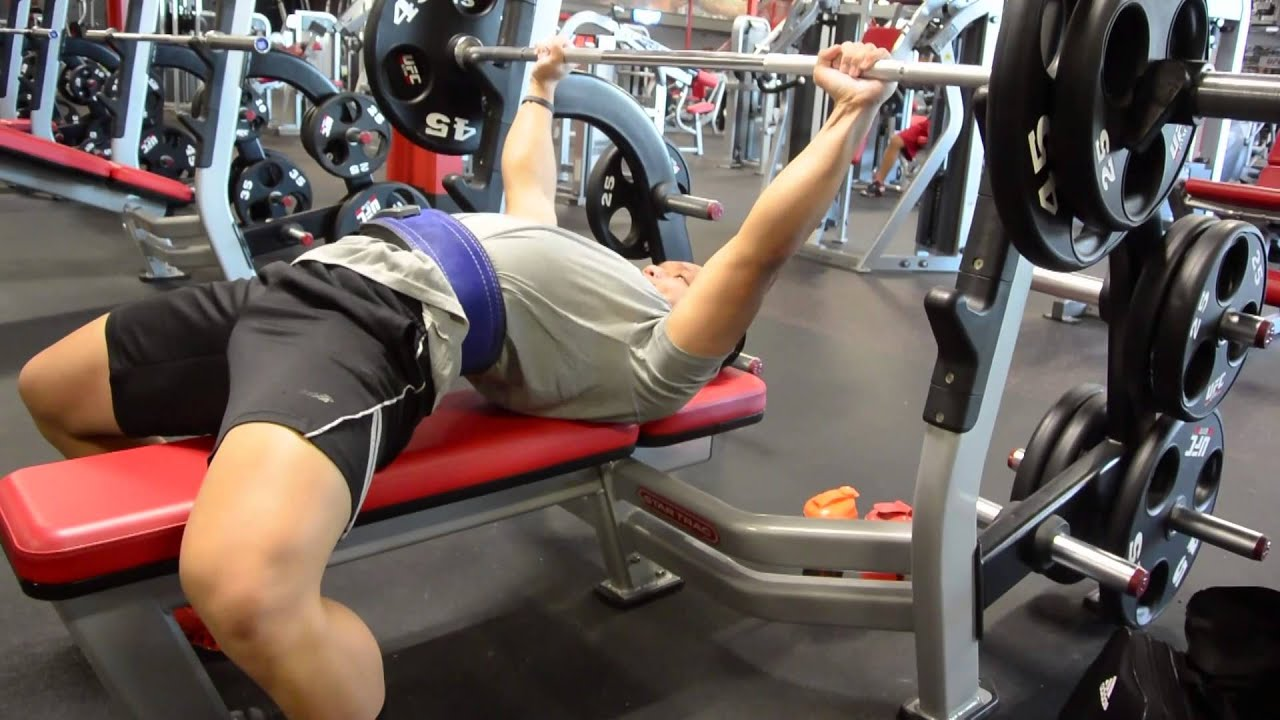 Push Workout Hypertrophy: Chest/Shoulders/Tricep Day ...