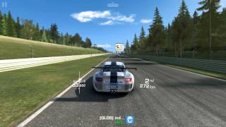 Real Racing 3 GAMEPLAY Porsche 911 GT3 CUP #1