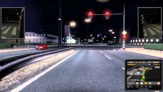Trucking mit Peci - Euro Truck Simulator 2 #003 [Deutsch][HD] - Die Pizza Problematik