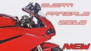 Ducati 1299 Panigale 2015 New Bike! Review