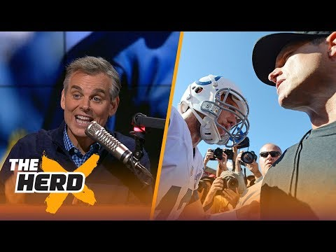10 reasons why Jim Harbaugh will be the Indianapolis Colts head coach | THE HERD