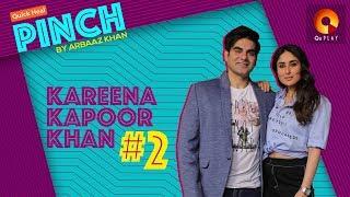 Kareena Kapoor Khan Part 2 | Quick Heal Pinch by Arbaaz Khan | QuPlayTV