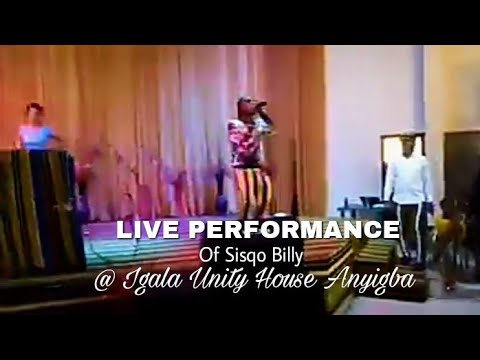 Download Sisqo Billy Live performance @ Igala Entertainment Summit.