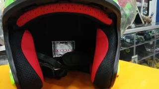 Part 2 helm NHK R6 milik user ever setelah diperbaiki melewati 1 jam akhirnya beres juga