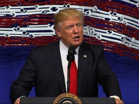 Trump: Buy American, Hire American Exec. Order