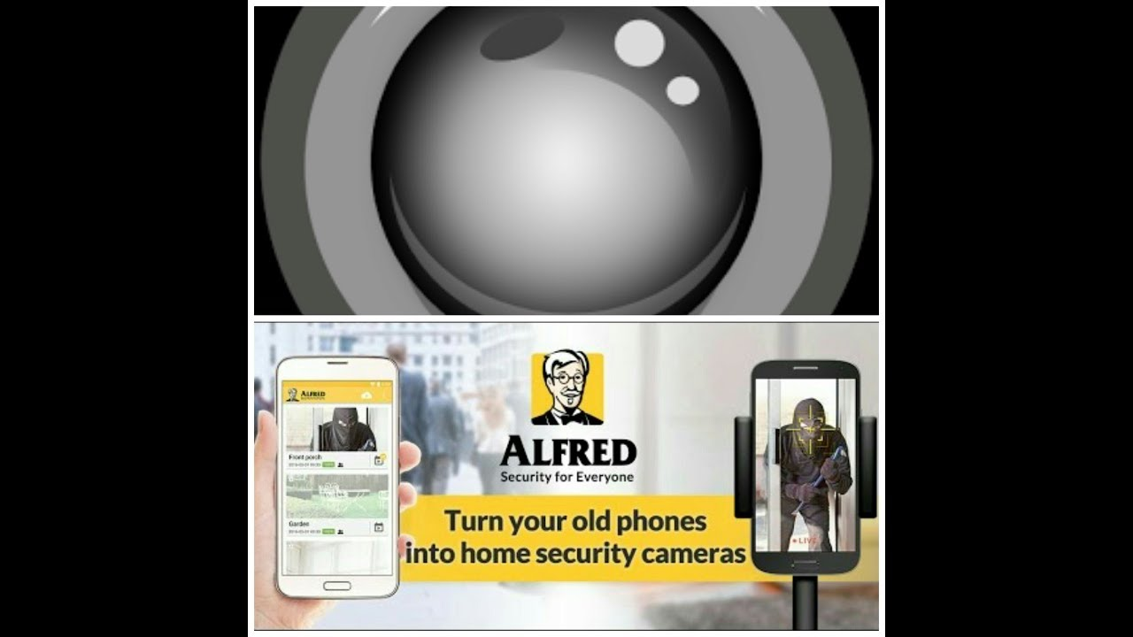 Top 2 SpyCamera Apps For Android And IOS Ip Webcam,Alfred In Hindi
