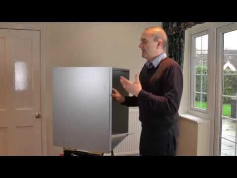 How To Fit Heat Deflectors On Your Kitchen Doors Youtube