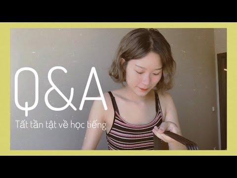 Q&A | NHỮNG KHÓ KHĂN KHI HỌC NGOẠI NGỮ VÀ CÁCH GIẢI QUYẾT ✊🏻 | my20s