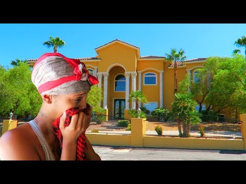 Suprising My Family With A Mega Mansion