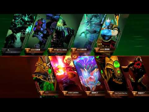 Invictus Gaming vs Keen Gaming - Game 2 - China Dota2 Super Major Qualifier