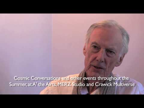 Cosmic Collisions 2017: Tim Fitzpatrick and Charles Jencks in conversation