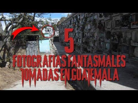 5 FOTOGRAFÍAS FANTASMALES TOMADAS EN GUATEMALA (por EL JULIO LÓPEZ)