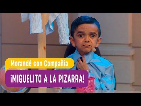 La escuela de Miguelito - �Miguelito a la pizarra! - Morand� Con Compa��a 2017
