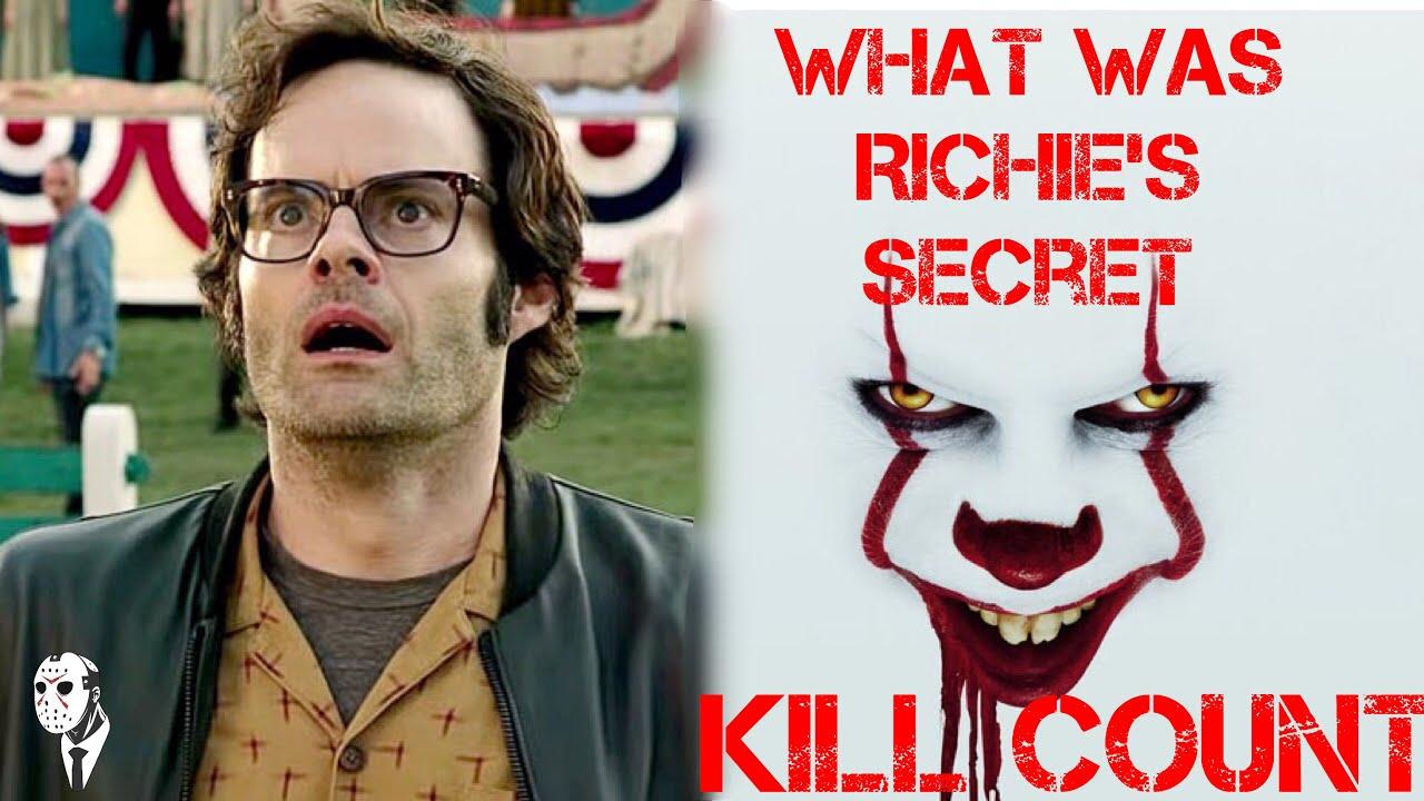 "Download IT CHAPTER TWO Kill Count ""Richie's Secret + Eddie's End"" 🤡🎈"