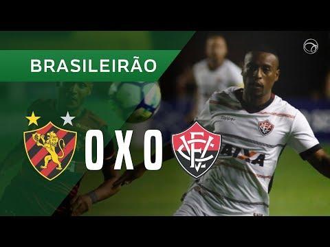 SPORT 0 X 0 VITÓRIA - MELHORES MOMENTOS - 14/11 - BRASILEIRÃO 2018
