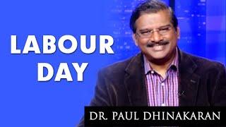 Labour Day Special (English - Hindi) - Dr. Paul Dhinakaran
