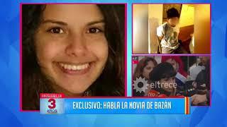 Florencia, la novia de Bazán, habló en exclusiva sobre el caso Anahí