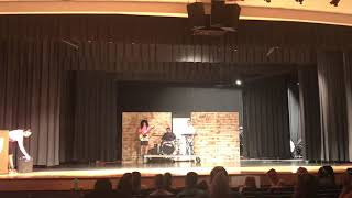 Hanahan High School Marching Pride Lip Sync Battle 2018: Percussion Performance