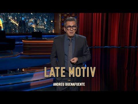 "LATE MOTIV - Monólogo de Andreu Buenafuente. ""Pedrofighter"" | #LateMotiv442"