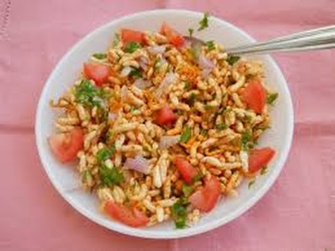 Bhel Puri Recipe | How to Make Tasty Bhel Puri
