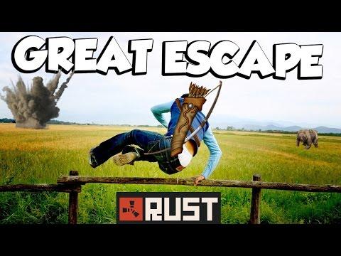 THE GREAT ESCAPE | Rust |