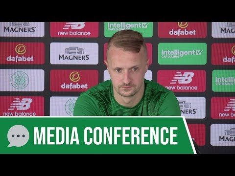 Full Celtic Media Conference: Leigh Griffiths (06/03/2020)