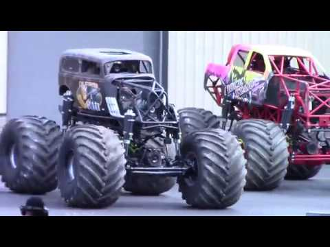 Monster Truck Destruction Tour Medford 2017 (Saturday Afternoon)