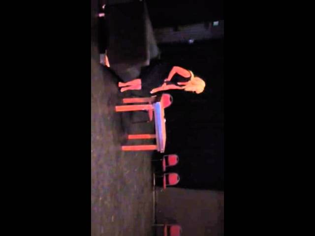 Anna Christie scene SBCC theater class Travel Video