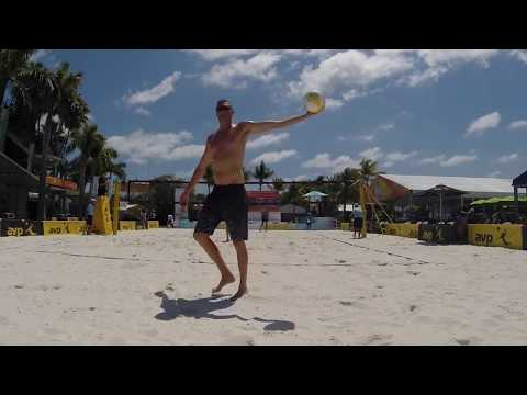 April Ross/Phil Dalhausser vs. Emily Day/Casey Patterson