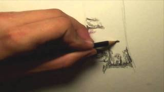 Tutorial - How To Draw Trees - Birch (Betula).mp4