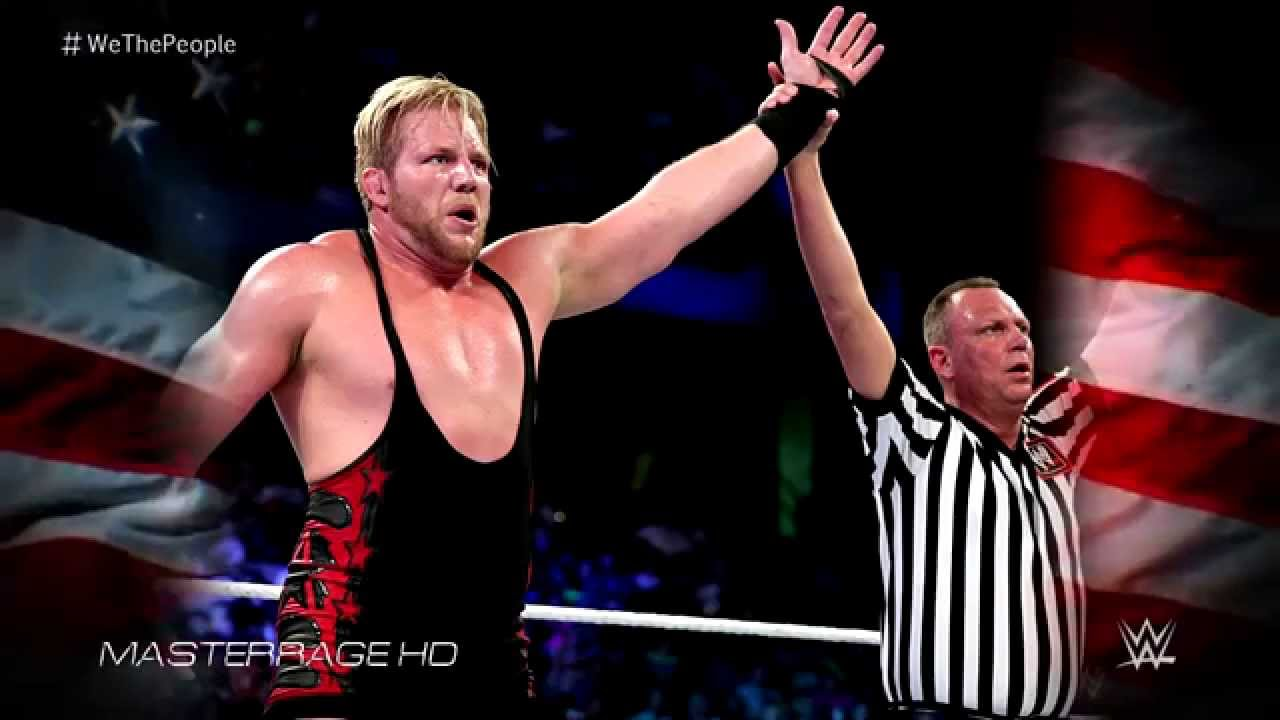 20132014 jack swagger 5th wwe theme song quotpatriotquot we