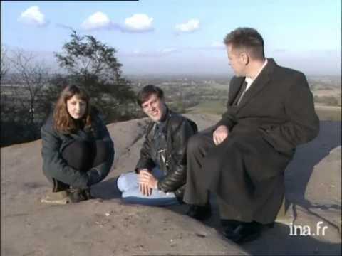 Interview des membres du groupe New Order - Archive INA