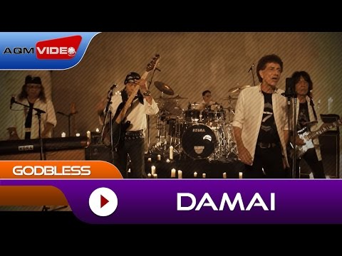God Bless - Damai | Official Music Video