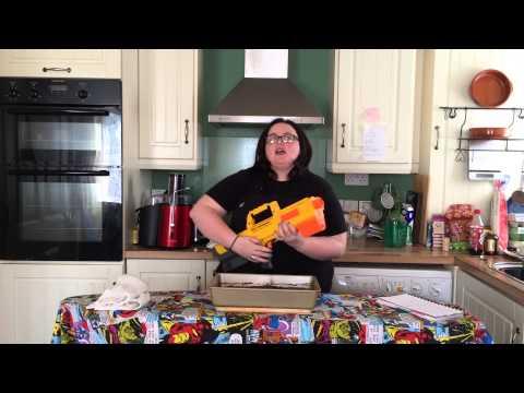 Beena's Chocolatey Cherry Dump Cake Cook Off