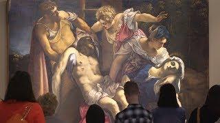 видео Пушкинский музей представил шедевры венецианского Возрождения